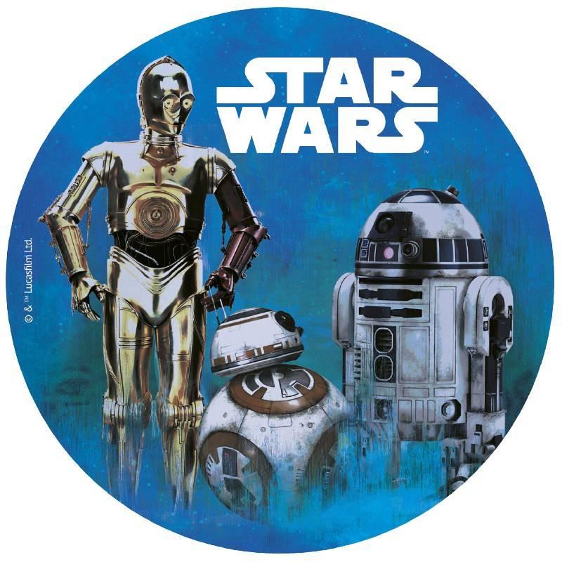 Star Wars kageprint
